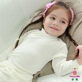 Anny pepe 兒童裏棉外毛小立領 抗過敏羊毛 (90~150cm)