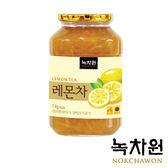 【即期品出清】效期2018.10.27 韓國 NOKCHAWON 綠茶園 蜂蜜檸檬茶 (1kg/罐) 黃金檸檬茶