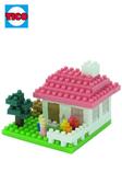 【Tico微型積木】溫馨小屋 (9008)