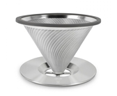 金時代書香咖啡 Driver 黃金流速S.T.濾杯2-4cup(附底盤) GB-G510102