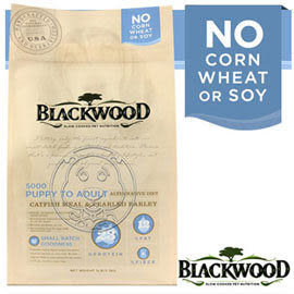 【培菓平價寵物網】BLACKWOOD 柏萊富《全犬│鯰魚&珍珠麥》功能性滋補養生5LB/2.2kg