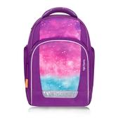 TigerFamily彩虹超輕量護脊書包-神秘紫