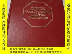 二手書博民逛書店The罕見Practical Encyclopedia of Good Decorating and Home I