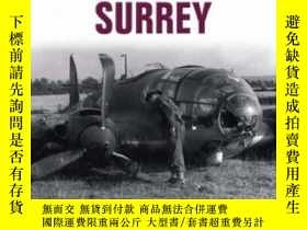 二手書博民逛書店War罕見Torn Skies Britain Surrey (damaged)-戰亂的天空英國薩裏(受損)Y