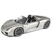 汽車模型1:18保時捷918超跑跑車模型仿真合金汽車模型收藏擺件大-『美人季』