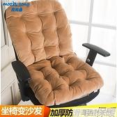 坐墊靠墊一體學生餐椅墊辦公室久坐地上板凳椅子座墊宿舍軟屁股墊  女神購物節 YTL