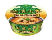 統一滿漢大餐蔥燒豬肉麵 (6碗/箱)【合迷雅好物超級商城】
