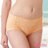 波西米亞彈力親膚透氣蕾絲全包覆_內褲M-XL(膚色)【Daima黛瑪】