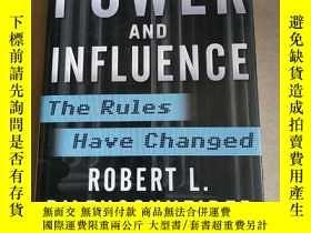 二手書博民逛書店power罕見and influence(權利與影響)英文原版精裝Y15270 外文原版. 出版2007