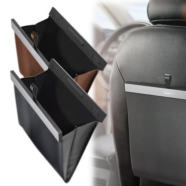 Baseus 倍思 大空間車用後座垃圾袋/ 車用置物 /車用配件