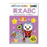 英文ABC-FOOD超人學前必備練習本 適合年齡:3歲以上 看圖學英文,練習ABC