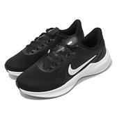 NIKE系列-DOWNSHIFTER 10 女款黑色透氣運動慢跑鞋-NO.CI9984001