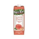樹頂100%蜜桃綜合果汁1L