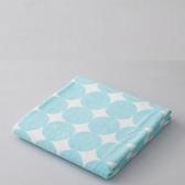 【預購】CB JAPAN 泡泡糖 幾何系列超細纖維3倍吸水浴巾│兩色天空藍