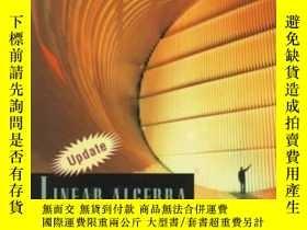 二手書博民逛書店罕見ar Algebra And Its Applications (2nd Edition)-線性代數及其應用(