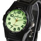 【Jaragar】全民超人 有型有款軍風腕錶-夜光