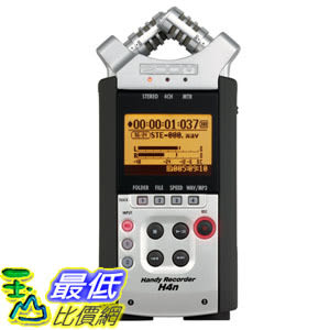 [104美國直購] Zoom H4NSP Digital Multitrack Recorder (No accessories)