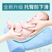 枕頭 防吐奶斜坡墊0-1歲新生兒防溢奶枕寶寶喂奶枕頭防嗆奶斜坡墊至簡元素