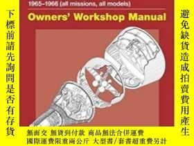 二手書博民逛書店GEMINI罕見MANUAL (Owners' Workshop Manual)-雙子座手冊(車主車間手冊)Y