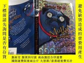 二手書博民逛書店MOLLY罕見MOON S INCREDIBLE BOOK OF HYPNOTISM 莫莉·穆恩令人難以置信的催眠