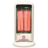 ◤台灣製造◢ 植絨設計,安全不燙手 良將直立式碳素電暖器 LJ-902T★