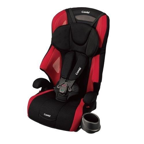 康貝 Combi Joytrip S 1-11歲成長型汽車安全座椅/汽座-炫目紅[衛立兒生活館]