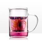 德國plazotta玻璃杯茶水分離過濾花茶杯辦公室泡茶家用帶蓋水杯 快速出貨