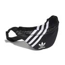 adidas 腰包 Waist Bag 黑 白 男女款 尼龍材質 隨身小包 運動休閒 【ACS】 GD1649
