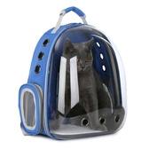 貓包寵物太空包貓咪外出包便攜背包雙肩狗狗外帶透明艙透氣
