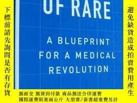 二手書博民逛書店THE罕見POWER OF RARE:A Blueprint f