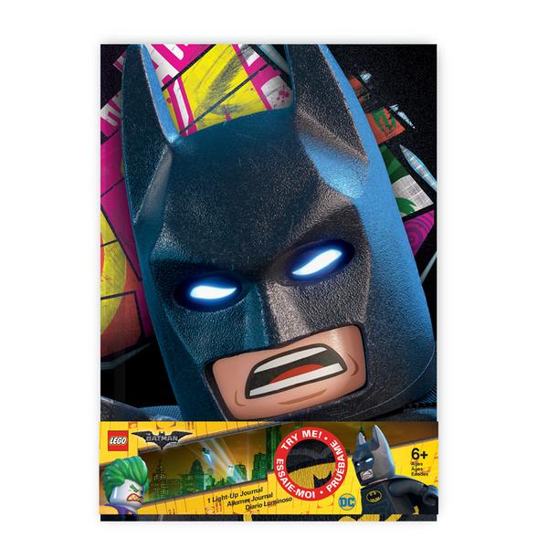 樂高 LEGO蝙蝠俠電影-蝙蝠俠LED燈筆記本