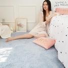 地毯臥室床邊毯網紅同款北歐家用床邊少女羊羔絨毛毯地墊【白嶼家居】