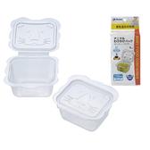 日本 Richell 利其爾 - 卡通型離乳食分裝盒150ml X1組 99元