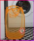 【Love Shop】彩色髒衣籃/收納箱/洗衣袋/洗衣籃(顏色隨機出貨不挑色)