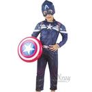 二件式美國隊長服裝,萬聖節服裝/化妝舞會...