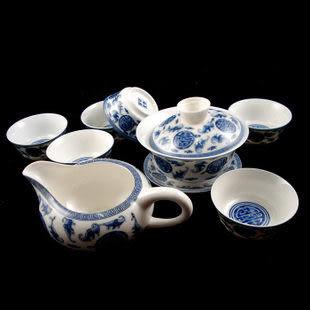 8頭五福茶具套裝