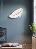 掛鐘 北歐客廳掛鐘靜音裝飾時鐘掛牆創意時尚簡約現代家用輕奢鐘表個性【快速出貨】