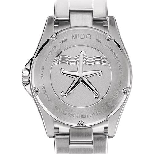 MIDO 美度 Ocean Star 200C海洋之星 廣告款陶瓷潛水錶 M0424301109100