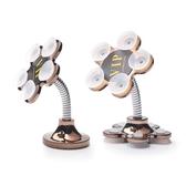 手機支架魔力硅膠雙面吸盤式導航萬能多功能懶人桌面車載支架