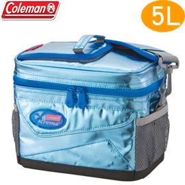 【偉盟公司貨】丹大戶外【Coleman】美國XTREME保冷袋5L/野餐保冰桶/海灘啤 酒桶/保溫袋 CM-22237