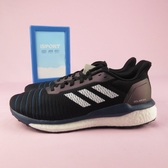 【iSport愛運動】adidas 愛迪達 SOLAR DRIVE M 慢跑鞋BOOST D97442 男款 黑藍