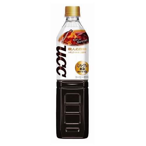 UCC職人咖啡含糖930ml【愛買】
