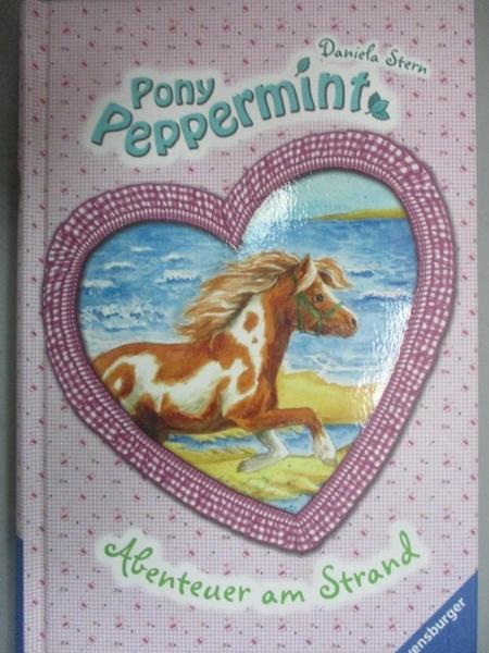 【書寶二手書T4/原文小說_GTF】Pony Peppermint_Daniela Stern