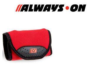 ALWAYS-ON 歐威士王 WRAP-UP 紅色 相機護套 ★出清特價★ (立福貿易公司貨) 相機套 相機包