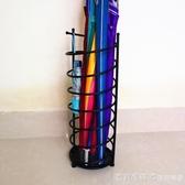 歐式家用雨傘架鐵藝創意雨傘架雨傘桶收納桶雨傘架酒店大堂 NMS漾美眉韓衣
