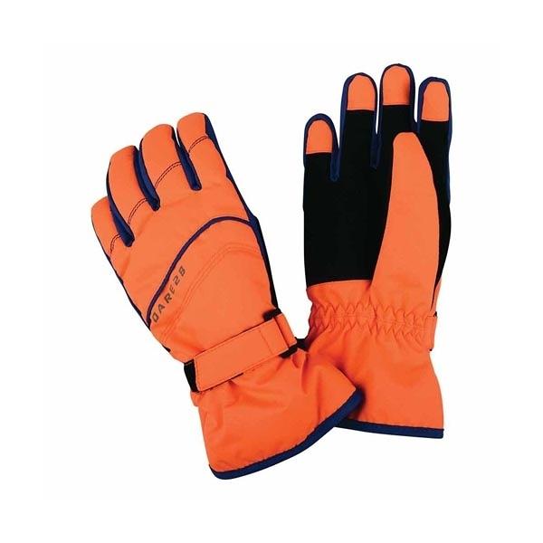 [Dare2b] (童) Flag Down II Glove 反光防水透氣保暖手套 橘 (DBG306-3VF)