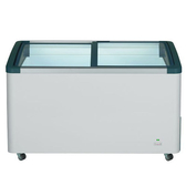 德國利勃 LIEBHERR 412公升 弧型玻璃推拉冷凍櫃 EFI-4153 附LED燈