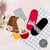 正韓直送【K0330】韓國襪子萌萌大臉麵包超人系列隱形襪 隱形襪 阿華有事嗎