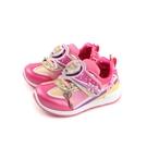 偶像學園 運動鞋 桃紅色 中童 童鞋 ID5208 no745