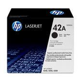 【分期0利率】HP 原廠黑色碳粉匣 Q5942A 適用 HP LaserJet 4250/4350 雷射印表機